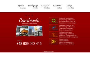 Constructo; AnKo P.P. - Ekipa budowlana Gdynia