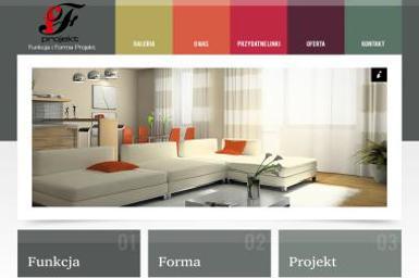 Funkcja i Forma Projekt Tomasz Błaszczyk - Architekt wnętrz Kobyłka