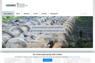 Geoniec - badania geologiczne gruntu - Badanie Zagęszczenia Gruntu Korzenna