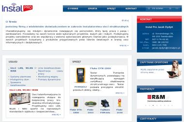 Instal Pro Jacek Dydyń - Usługi Elektryczne Świebodzin