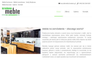 Meble- Kredens - Meble na wymiar Zamość