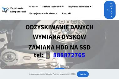 ESKa Pogotowie Komputerowe Warszawa 24h/7dni - Serwis komputerów, telefonów, internetu Warszawa