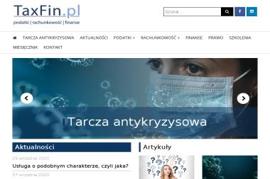 Taxfin.pl - Kursy zawodowe Warszawa