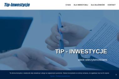 Tip-Inwestycje - Skup długów Toruń