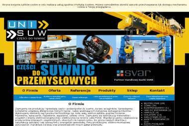 Przedsiębiorstwo Produkcyjno Handlowo Usługowe UNISUW Karbownik Paweł - Energia Słoneczna Sosnowiec