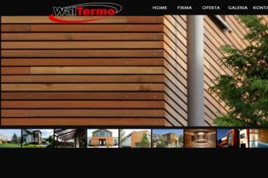 WALTERMO Elewacje Drewniane - Elewacje Subkowy