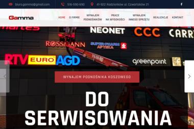 Gamma Dominik Golus - Odśnieżanie Chodników Radzionków