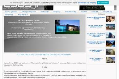 ESBS II Aneta Koronowicz - Ogrody Zimowe Drewniane Modlnica