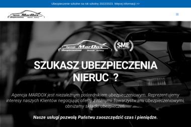 MARDOX UBEZPIECZENIA-MULTIAGENCJA - Ubezpieczenie firmy Łódź