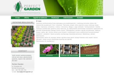 Perfect Garden - Projektowanie ogrodów Orzechowo