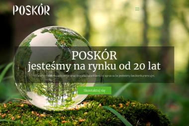 POSKÓR KAMILA STRUSIŃSKA - Utylizacja Gruzu SZTUM