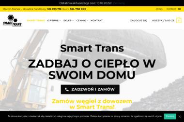 """""""SmarTTranS"""" www.smarttrans.net.pl - Brykiet Węgla Kamiennego Katowice"""