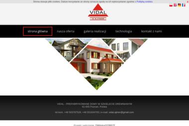 VIDAL - Domy modułowe Poznań