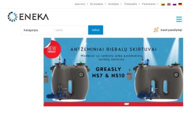UAB ENEKA - Sprzedaż Artykułów Hydraulicznych Oszkinie