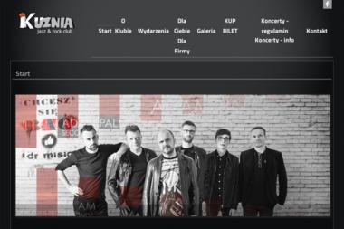 KUŹNIA - HOTEL Klub Restauracja - Zespół muzyczny Bydgoszcz