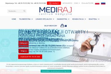 Gorzowskie Centrum Medyczne Medi-Raj - Psycholog Gorzów Wlkp.