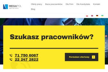 MEGA POL Agencja Pracy - Firma Rekrutacyjna Wrocław