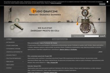Studio Graficzne Agnieszki i Grzegorza Głowienka s.c. - Opakowania Zielonka