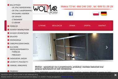 WOLMAR - Schody Metalowe MIEDŹNO