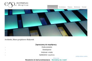 Ego. Architektura i Wnętrza - Architekt Białystok