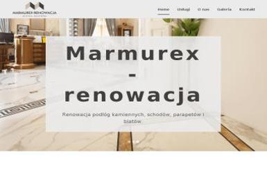 MARMUREX Michał Majewski - Sprzedaż Blatów Kamiennych Warszawa