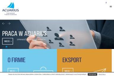 Acuarius Consulting Sp. z o.o. - Firma konsultingowa Warszawa