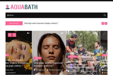 AQUABATH.pl Świat Kąpieli - Kosmetyki Malbork