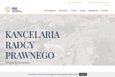 GLG Kancelaria Radcy Prawnego - Kancelaria prawna Dzierżoniów