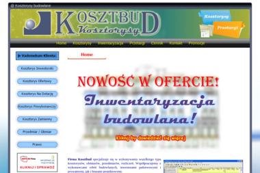 Biuro Usług Budowlanych KosztBud - Przegląd Techniczny Budynku Kościerzyna