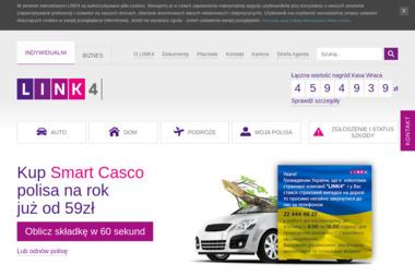 Link4 TU S.A. - Ubezpieczenia Komunikacyjne OC Warszawa