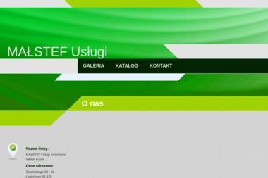 MAŁSTEF - Montaż Drzwi Wewnętrznych z Ościeżnicą Regulowaną Legionowo