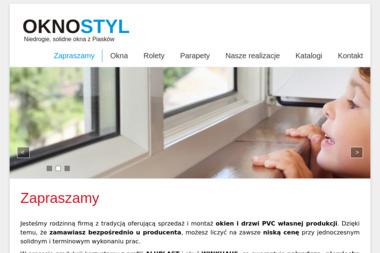 OKNOSTYL K.Radziszewski A. Radziszewski s.c. - Okna Piaski