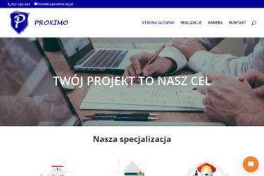 PROXIMO Wojciech Ci臋偶arek - Firma remontowa 艢wi臋toch艂owice