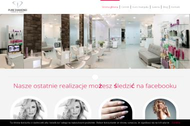 Pure Diamond Studio of beauty - Stylista Kraków