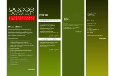 Yucca Design Agnieszka Gawlik - Projekty Domów Jednorodzinnych Kłobuck