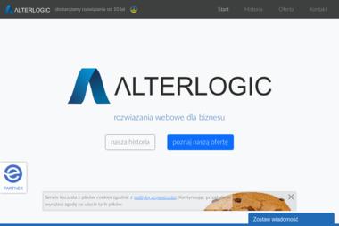 ALTERLOGIC Sp. z o.o. - Strony internetowe Brzeziny