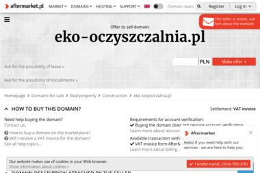 Eko-Oczyszczalnia - Instalacje sanitarne Gdynia