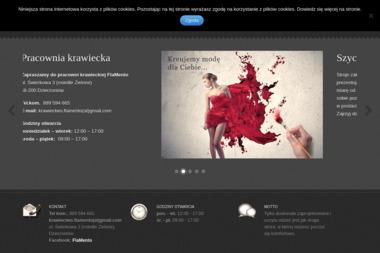 Pracownia krawiecka Flamento - Wzorcownie odzieży Dzierżoniów