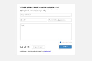 Studio PAPARAZZI Fotografia i Film - Sesje zdjęciowe Białystok