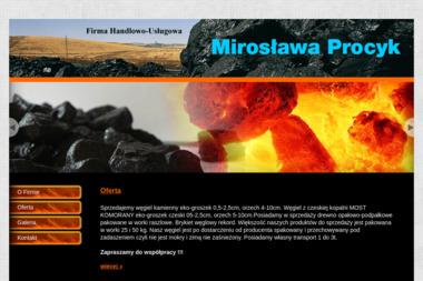 Firma Handlowo-Usługowa Mirosława Procyk - Ekogroszek Wałcz