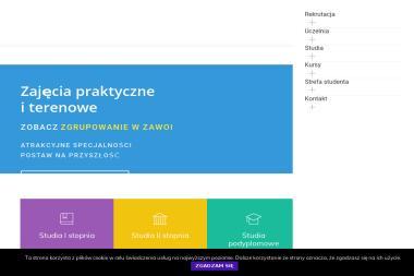 Wyższa Szkoła Bezpieczeństwa Publicznego i Indywidualnego APEIRON w Krakowie - Operator Wózka Widłowego Kraków