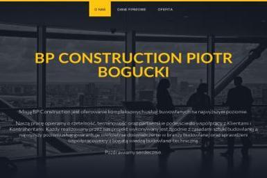 BP CONSTRUCTION SP. Z O.O. - Domy w Technologii Tradycyjnej WROCLAW