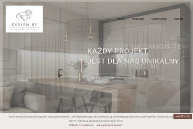 DESIGN BY Aleksandra Trocewicz - Projektowanie ogrodów Łosice