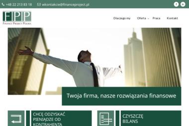 Finance Project Polska - Skup długów Warszawa