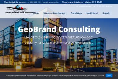 GeoBrand Consulting - Wycena nieruchomości Kraków