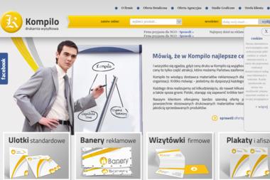 Kompilo Przedsiębiorstwo Reklamowe - Optymalizacja Stron Świętochłowice