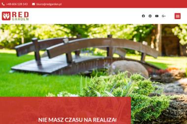 Red Garden Ewa Madejska - Opieka Na Ogrodami Bukowno