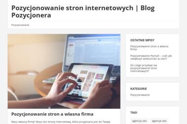Agencja Interaktywna Mateusz Iwanowski - Marketing IT Choszczno