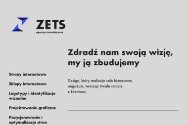Agencja Interaktywna zets.pl - Pozycjonowanie stron Racibórz