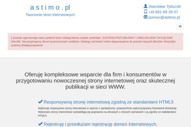 Astimo.pl - Programista Bydgoszcz
